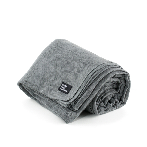 COTTON COVER - dark grey