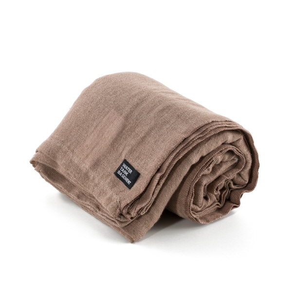 COTTON COVER Light brown
