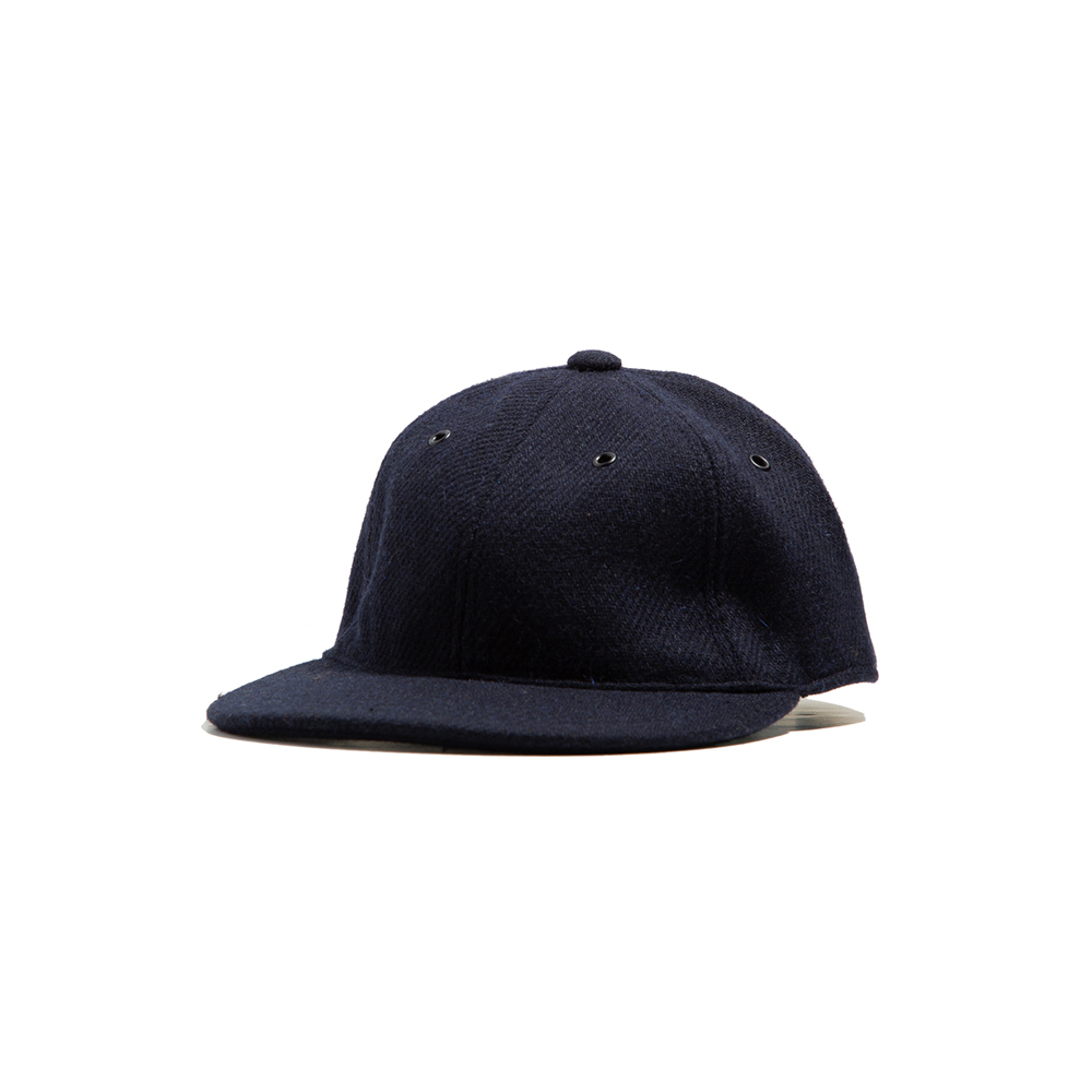 COMBI WEAVES BALL CAP - navy