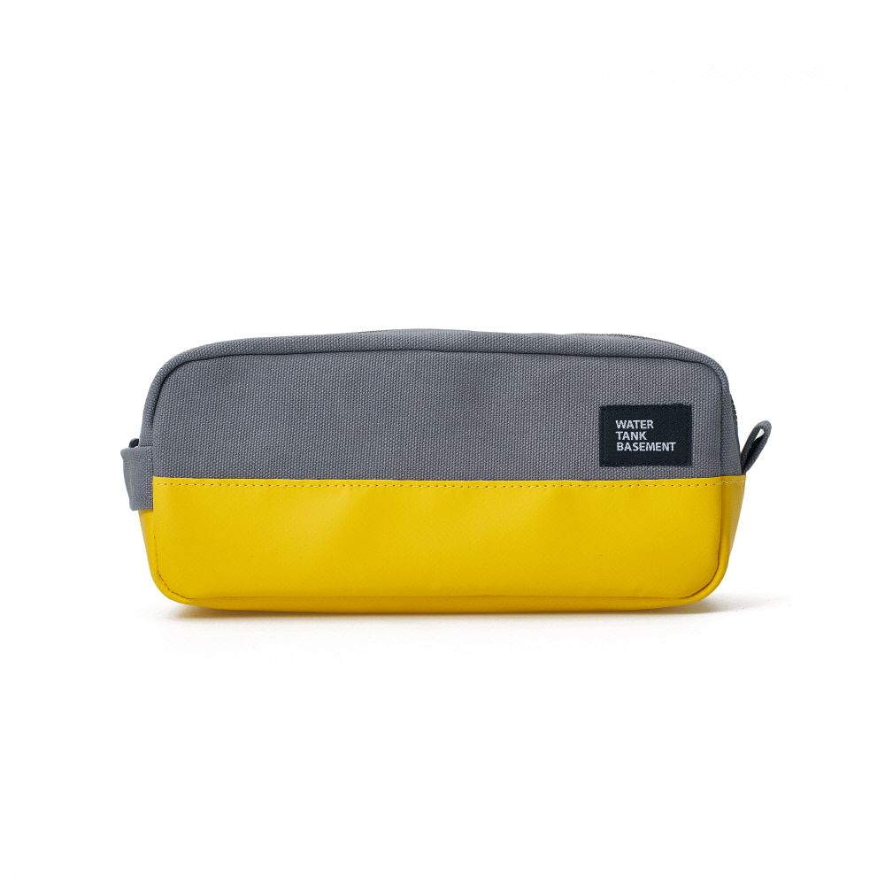 DOPP KIT(M) - gray yellow