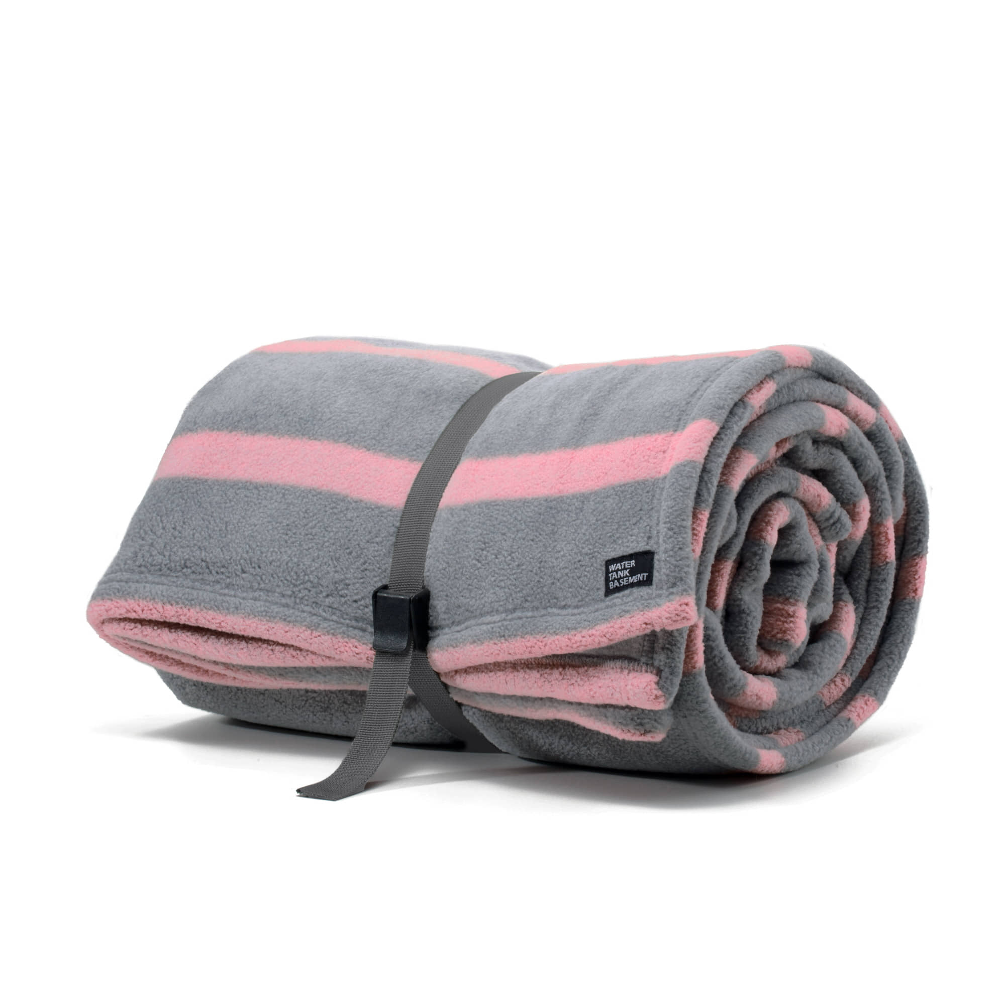 BOLD BLANKET(L) - candy cane