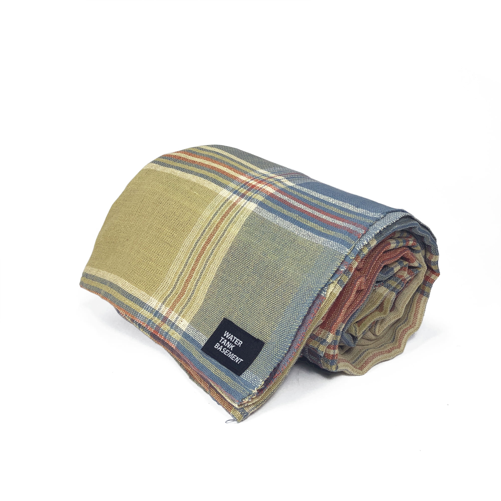 COTTON COVER - madras retro