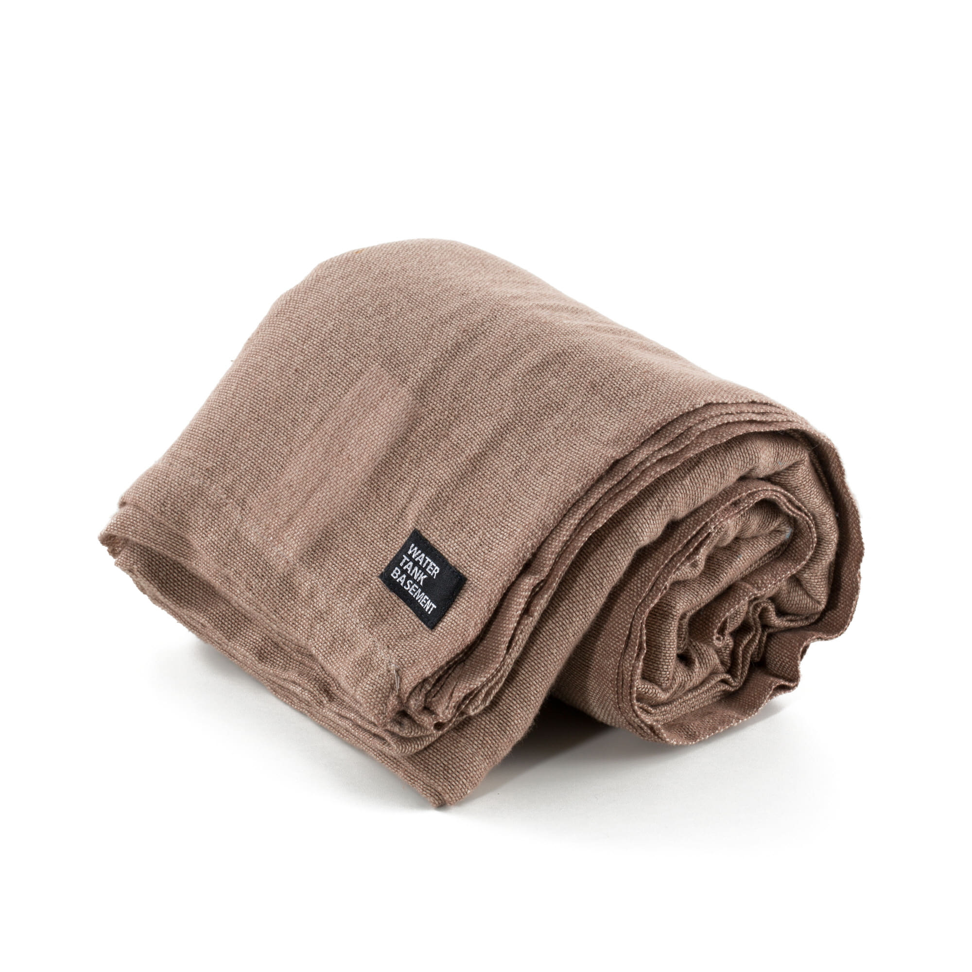 COTTON COVER - light brown