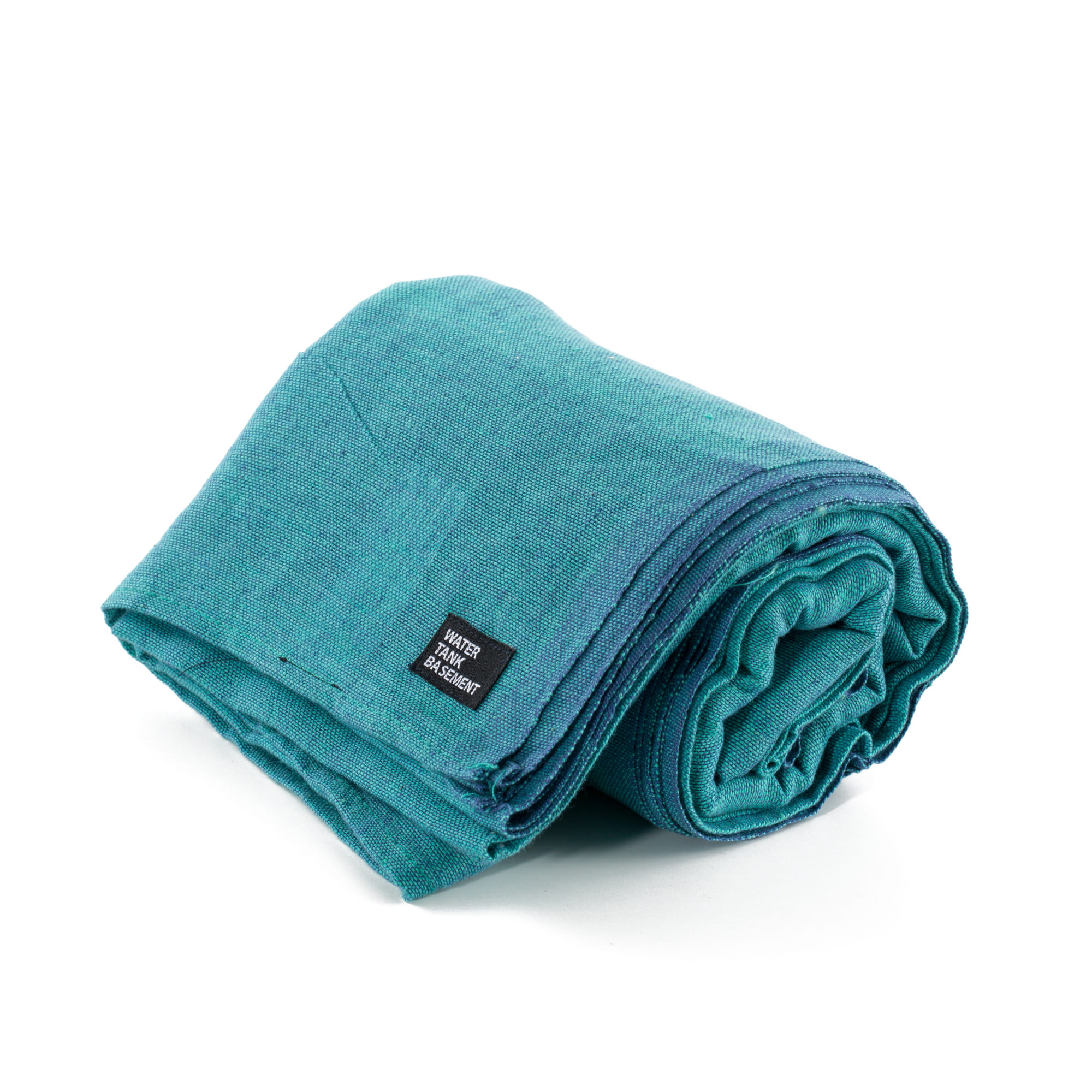 COTTON COVER - beach blue